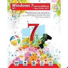 Windows 7 SP1 Gamers Edition + AutoDriver 1DVD9