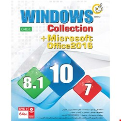 Windows Collection + Microsoft Office 2016 64bit