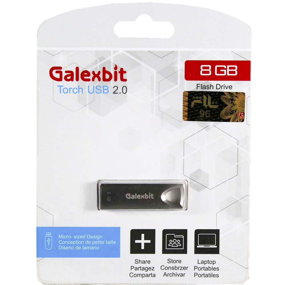 Galexbit Torch 8GB Flash Memory