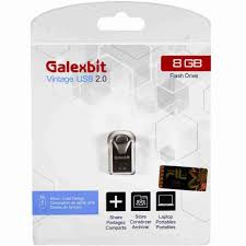 Galexbit Vintage 8GB Flash Memory